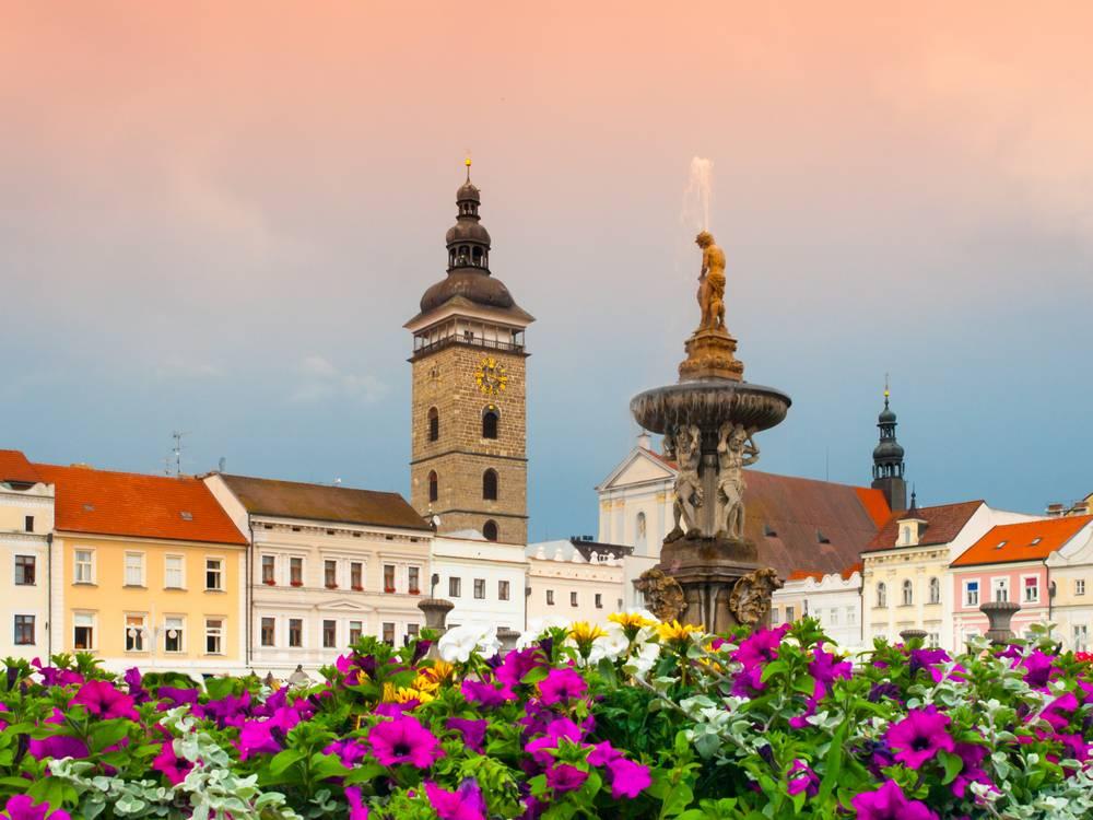 Tipy na rande v Českých Budějovicích